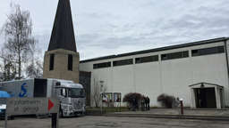 Gedenkgottesdienst in Bad Aibling: