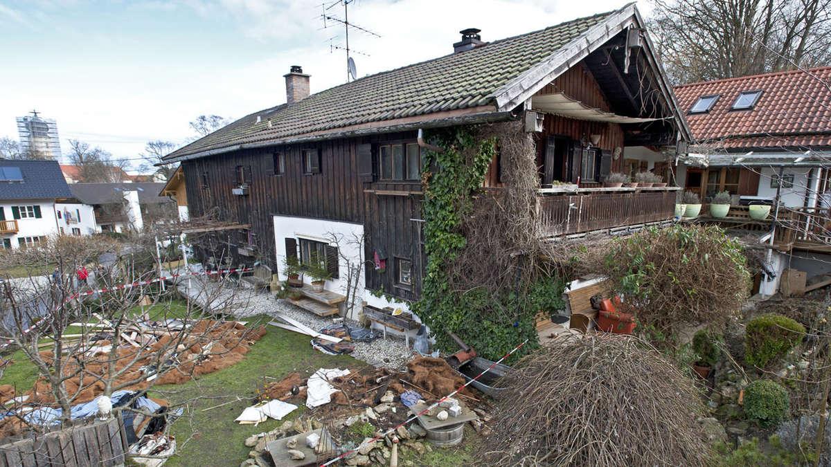 denkmalgesch tztes haus in bernried flammen hoher schaden weilheim. Black Bedroom Furniture Sets. Home Design Ideas