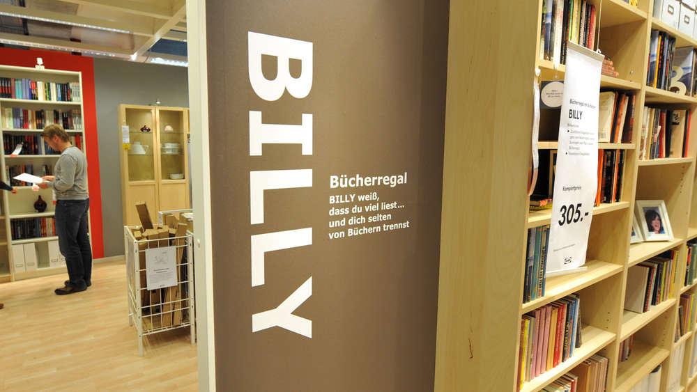 Ikea Billy Regal : gillis lundgren der erfinder des billy regals ist ~ Michelbontemps.com Haus und Dekorationen