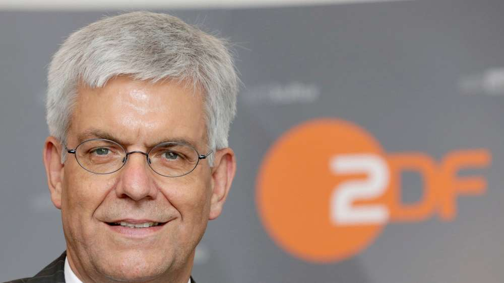 ZDF-Intendant Thomas Bellut.
