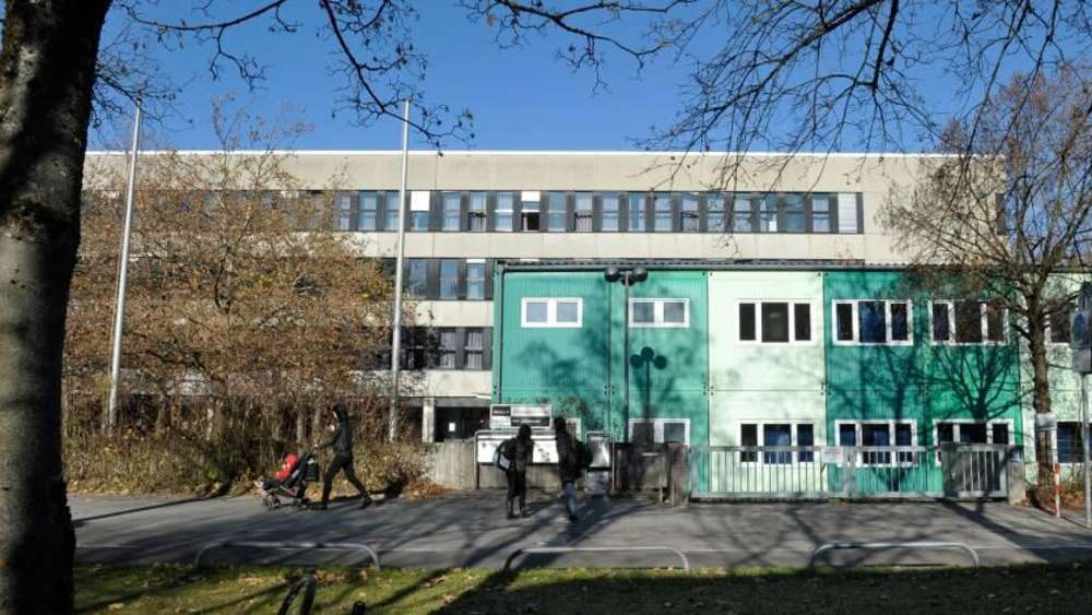 Résultat d'images pour wilhelm-hausenstein-gymnasium münchen
