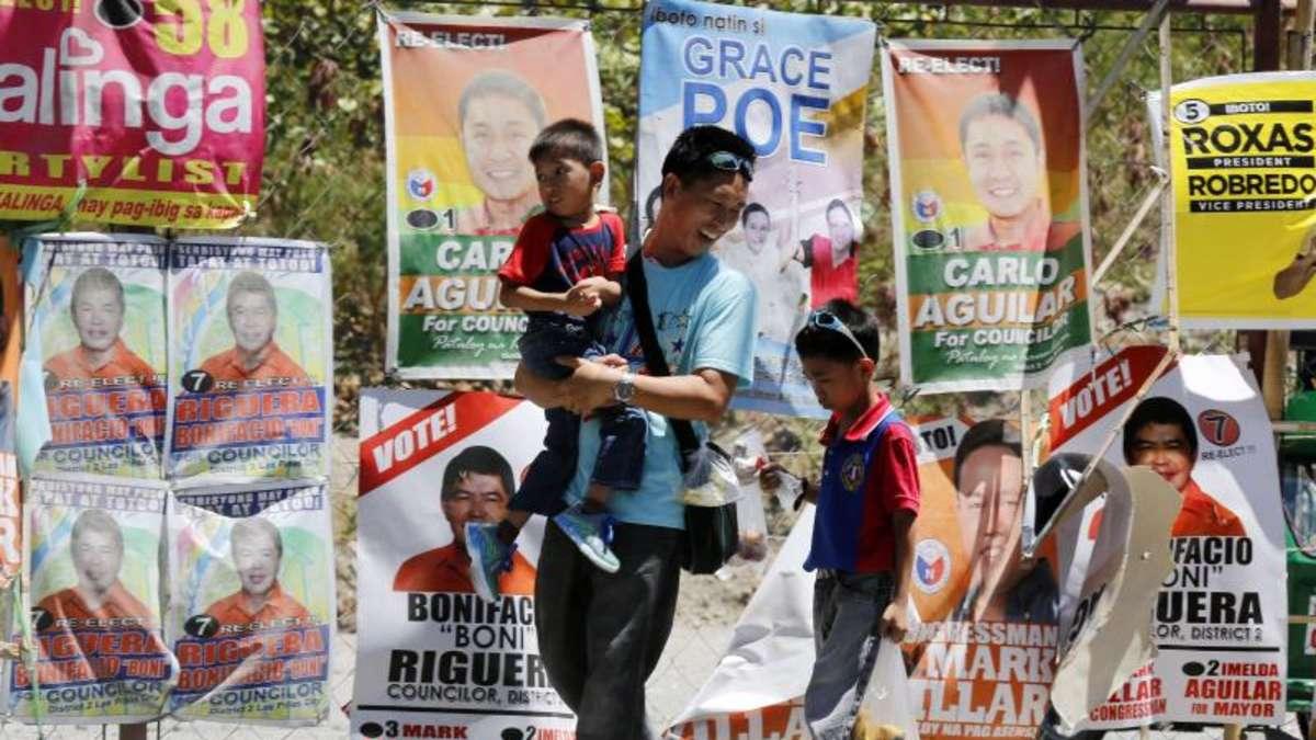 philippinen politik