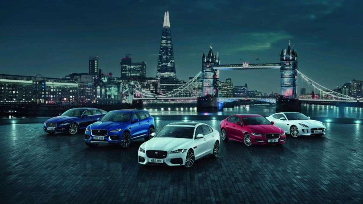 avalon premium cars offizieller jaguar land rover h ndler. Black Bedroom Furniture Sets. Home Design Ideas