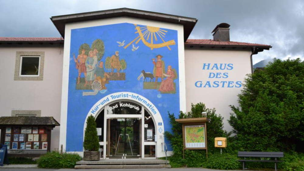 Haus des Gastes Bad Kohlgrub Umgestaltungspläne werden