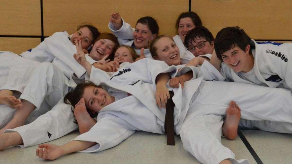 Judo: Neue Käm... Judo Bayernkader