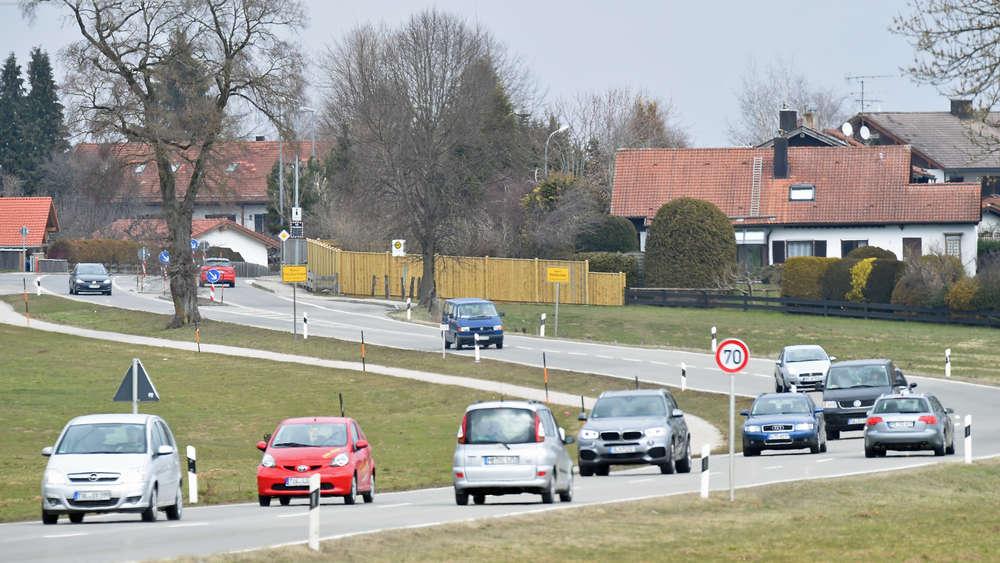 Dauerbelastung: Auto-Kolonnen rollen täglich durch Hartpenning.