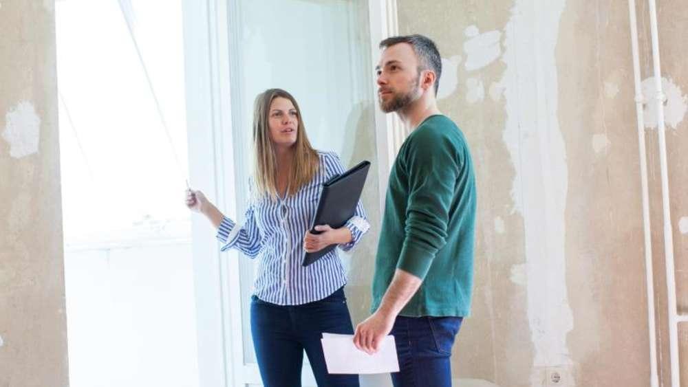 blo nicht nerven verhalten bei der wohnungsbesichtigung wohnen. Black Bedroom Furniture Sets. Home Design Ideas