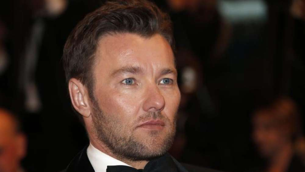Joel Edgerton in Cannes. Foto: Julien Warnand