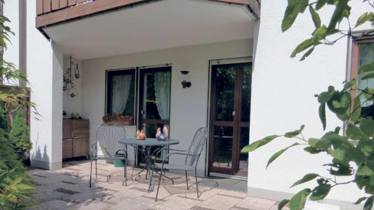 Sch Ne Gartenwohnung In M Nchen Aubing Wohnen