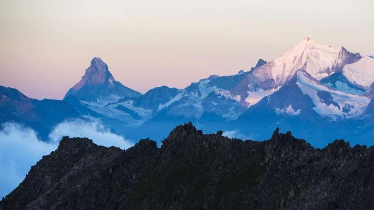 zwei bergsteiger aus bayern am monte rosa massiv abgest rzt bayern. Black Bedroom Furniture Sets. Home Design Ideas