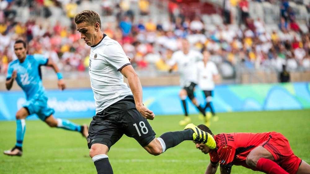 deutschland fußball olympia
