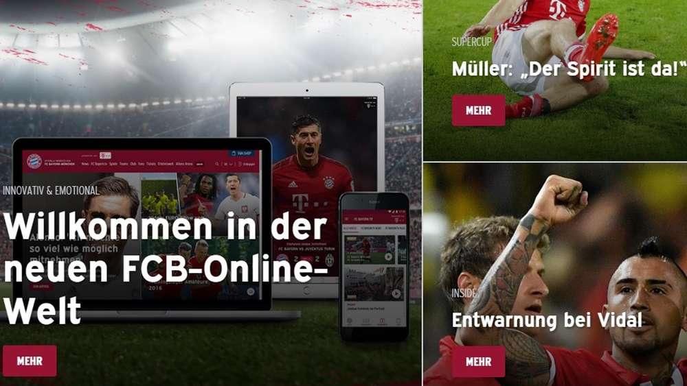 homepage fc bayern