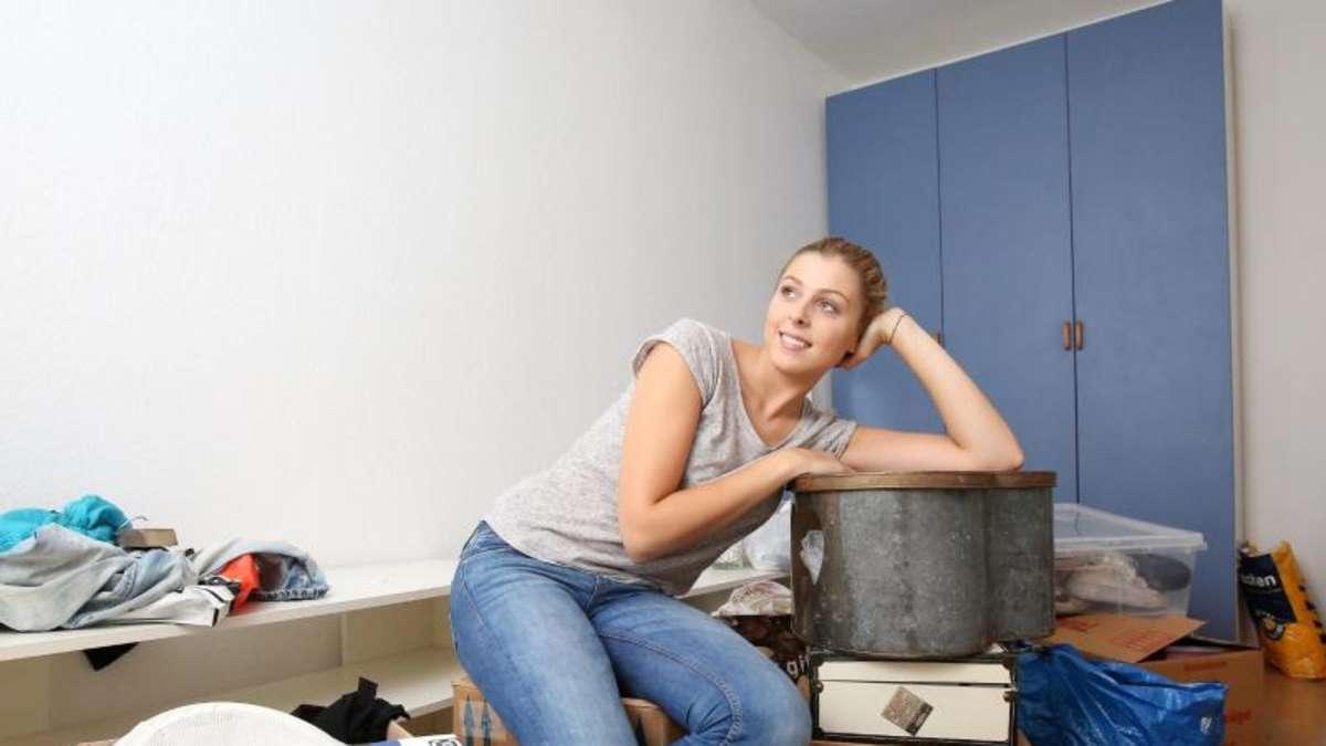 die erste eigene wohnung so organisiert man das umzugs chaos leben. Black Bedroom Furniture Sets. Home Design Ideas