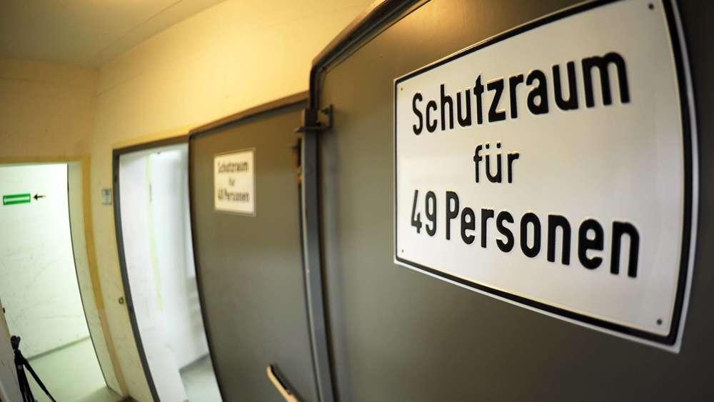 Schutzraum in einem stillgelegten Bunker in Geretsried (Bayern) / © Stefan Rossmann