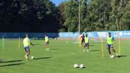 1860-Training am Mittwoch im Re-Live-Video