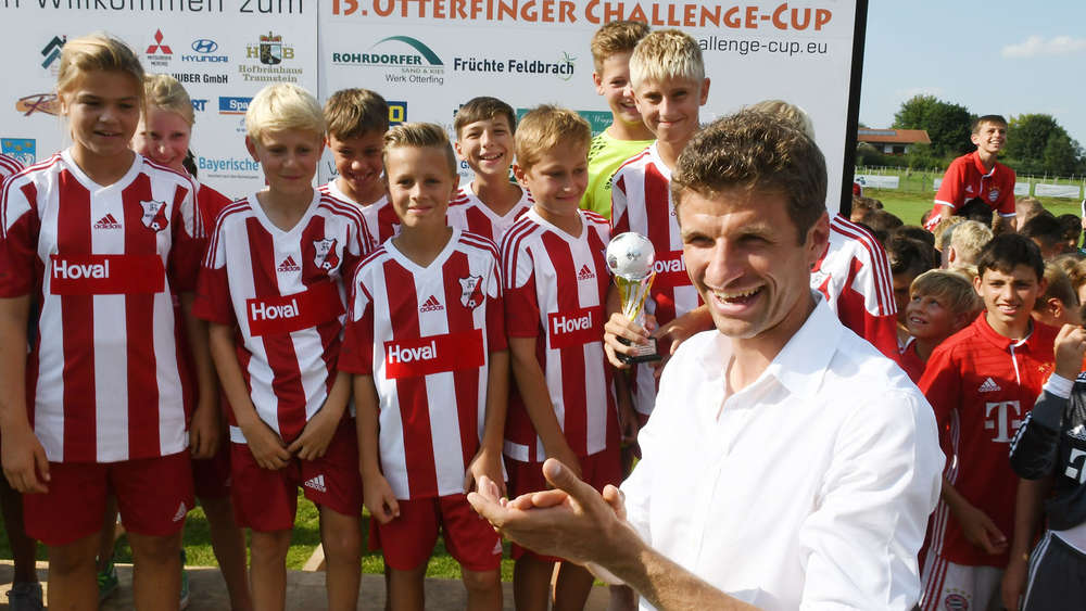 Challenge Cup in Otterfing 2016