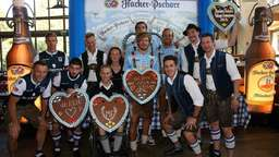 Wiesn-Champions: EHC entthront 1860 - Bilder und Video