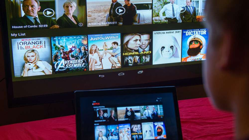 Umfrage, netflix, streaming