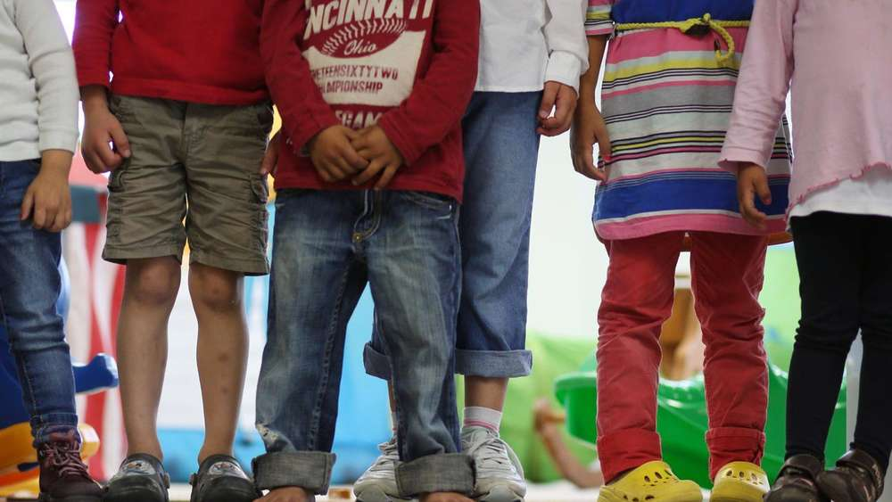 Aktion Zusammenspiel – Bündnisse für junge Flüchtlinge
