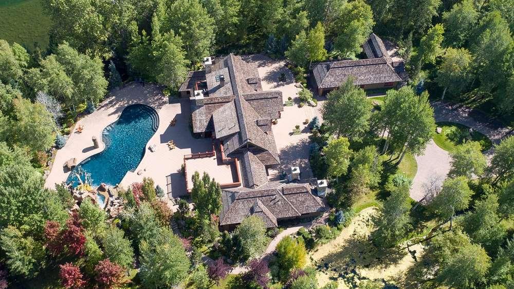 Bruce Willis Verkauft Seine Luxusvilla In Sun Valley