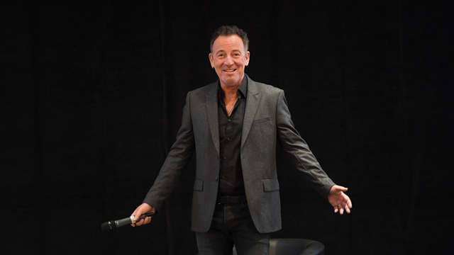 """Glory Days"" mit Bruce Springsteen"