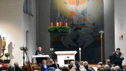 Adventssingen in St. Korbinian Lohhof