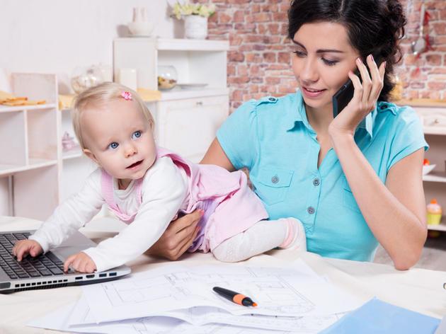 So gelingt Frauen der Wiedereinstieg nach der Babypause