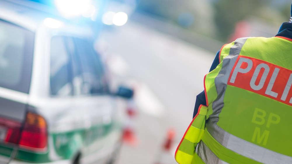 A9 Richtung München gesperrt