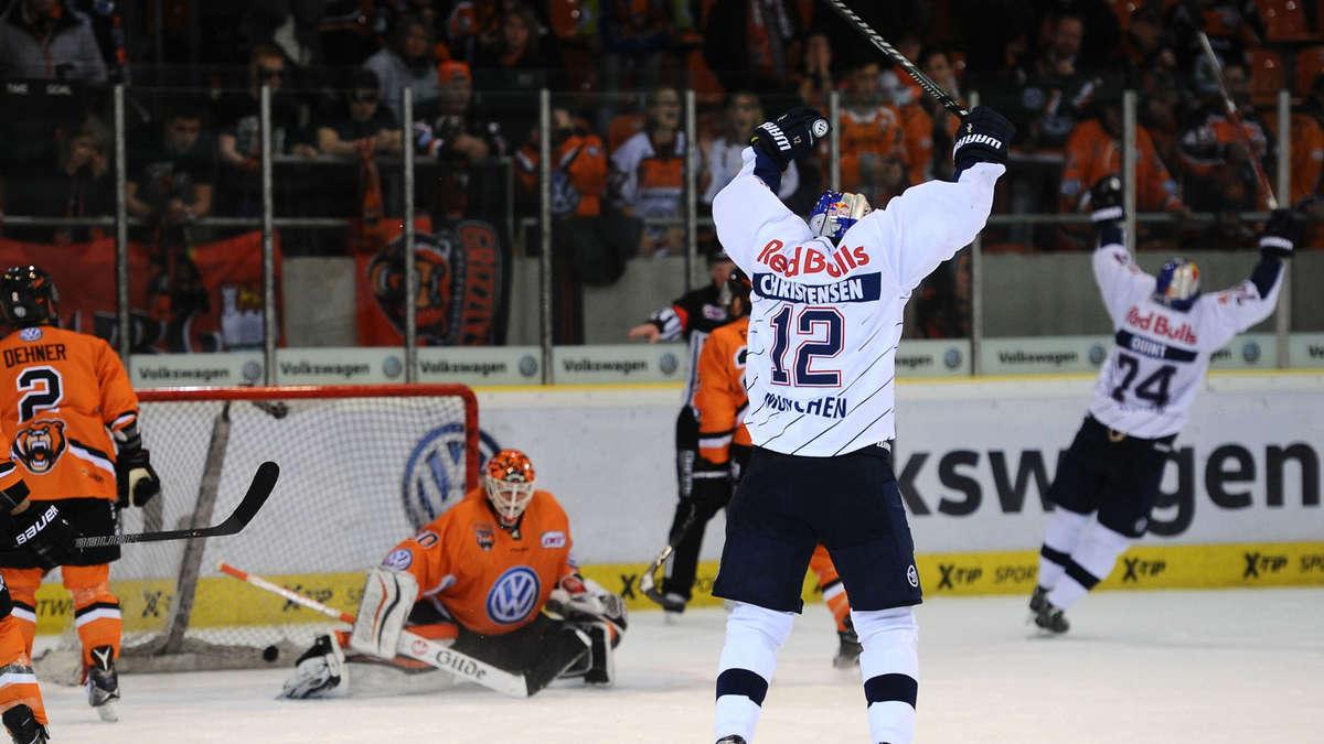 eishockey münchen wolfsburg