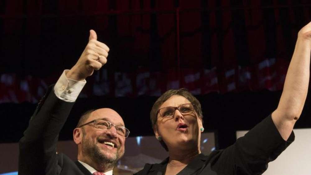 Breymaier führt Südwest-SPD im Bundestagswahlkampf