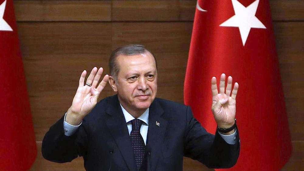 Neuer Erdogan-Song: