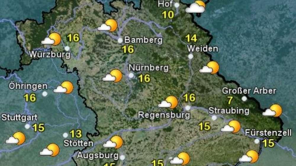 Frühling nimmt Fahrt auf: Bis zu 22 Grad am Dienstag