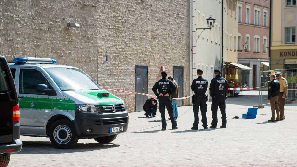 Syrer (23) festgenommen | Messerattacke in der Innenstadt