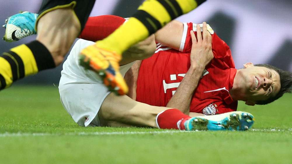 Slapstick: Bayern schenkt Real Madrid den Sieg