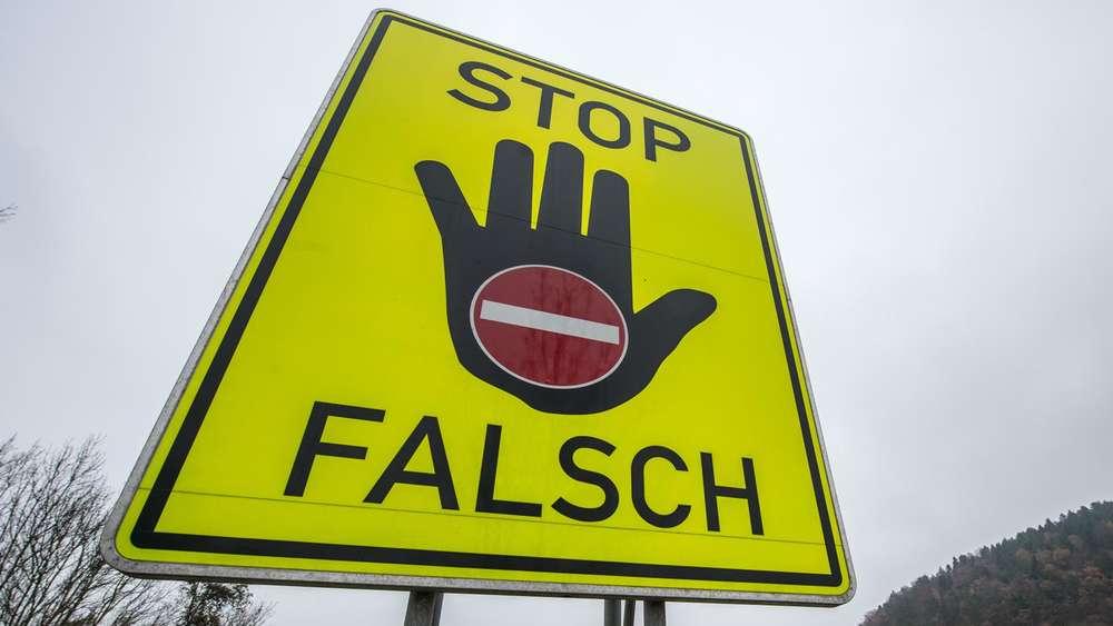 Pensionierter Polizeibeamter verhindert Geisterfahrt auf der A3 bei Steinach
