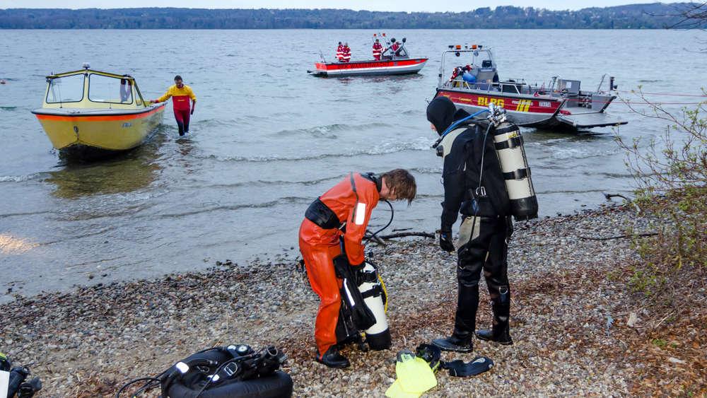Todesursache steht fest | Daran starb der Taucher (†50) vom Starnberger See