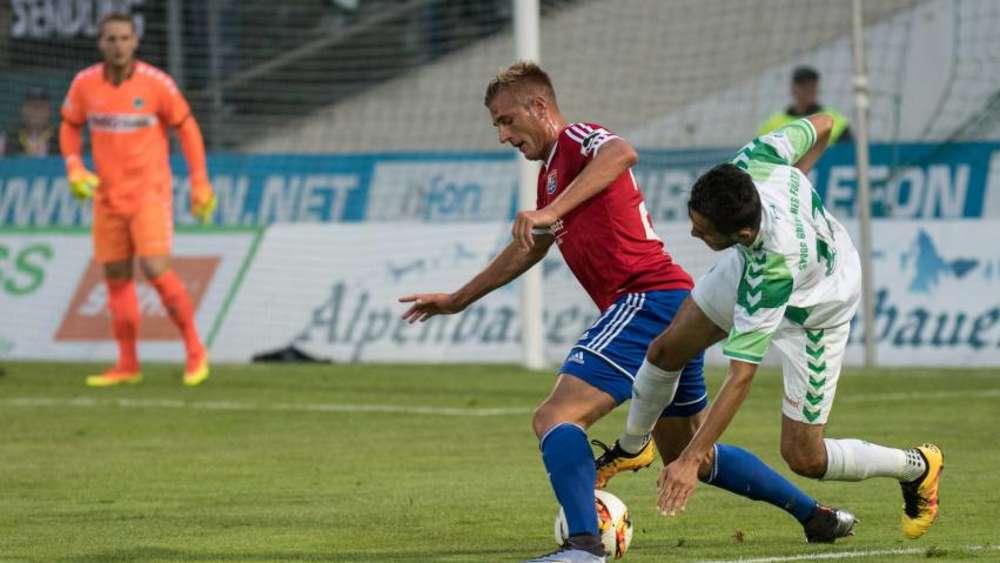 Unterhaching: Regionalliga-Titel und Pokal-Qualifikation