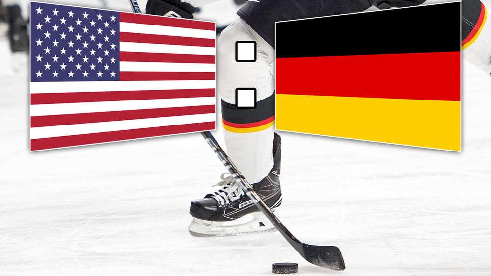 Eishockey: Lehrstunde statt zweiter WM-Überraschung für DEB-Team