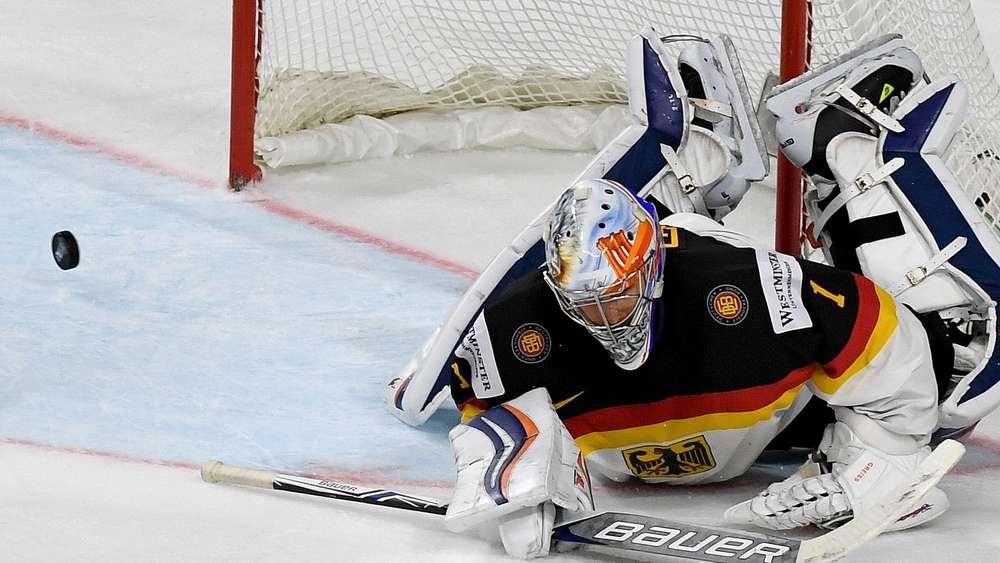 Eishockey-WM: DEB-Kapitän Ehrhoff droht Verletzungsaus