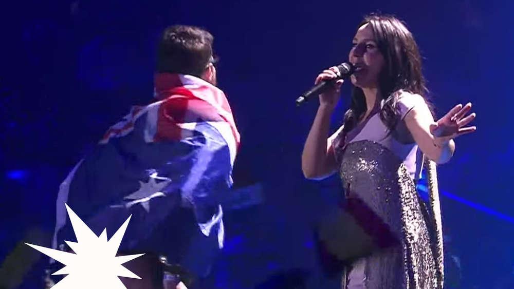 Eurovision Song Contest: ESC-Flitzer droht Haftstrafe