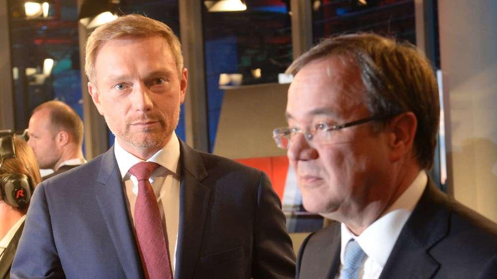 CDU-Vize Klöckner fordert FDP zu Schwarz-Gelb in NRW auf