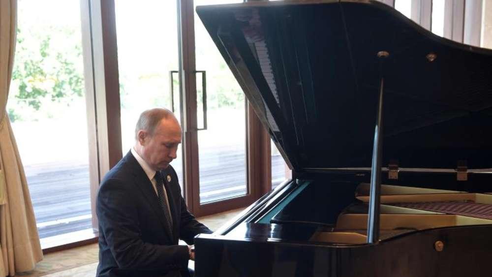 Putin gilt unter Chinesen als einer der beliebtesten Staatschefs