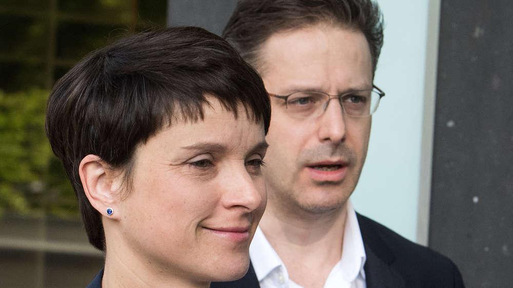 Frauke Petry bringt Sohn Ferdinand zur Welt