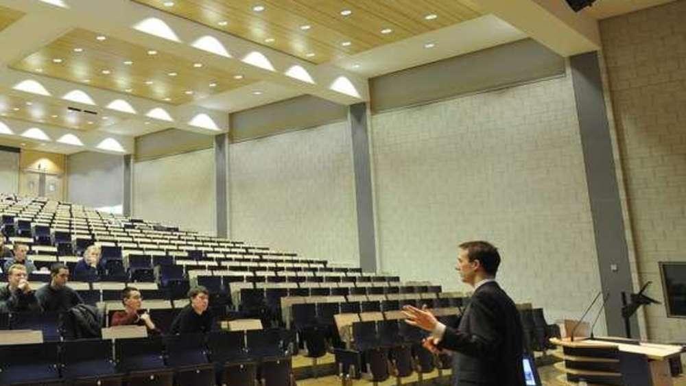 Medienbericht Hinweise auf rechtes Netzwerk an Bundeswehr-Universität in München
