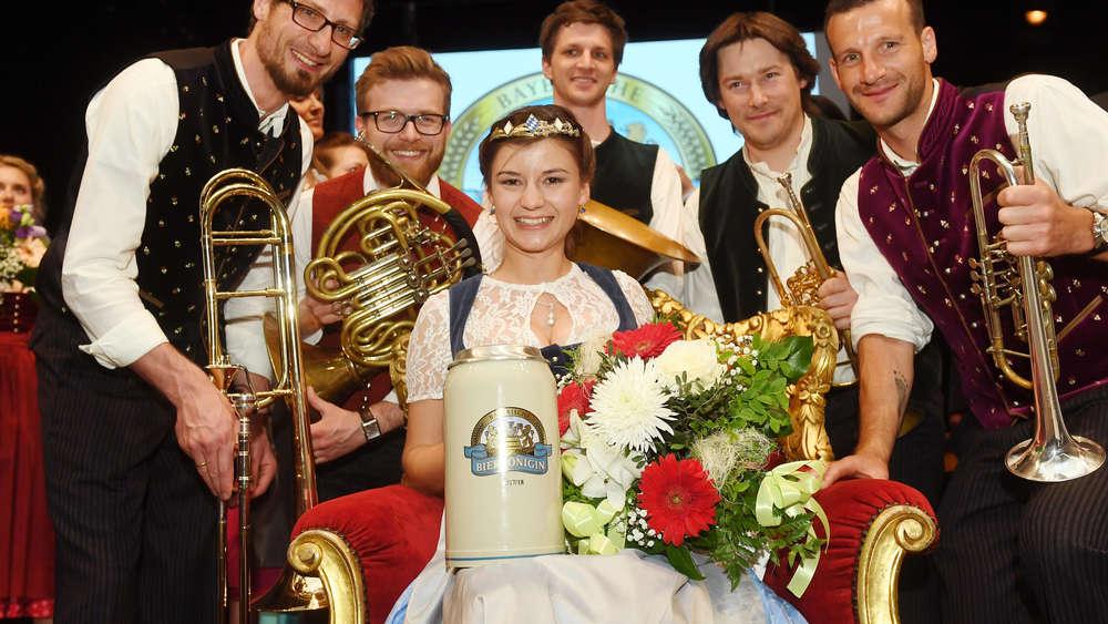 Lena Hochstraßer ist neue bayerische Bierkönigin
