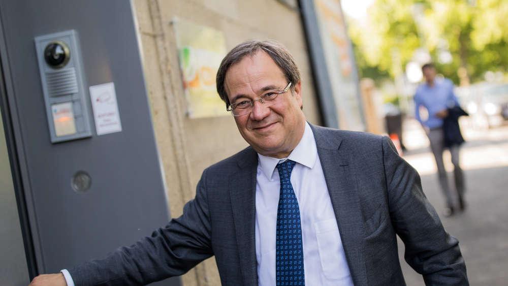 CDU und FDP in Nordrhein-Westfalen beschließen Koalitionsgespräche