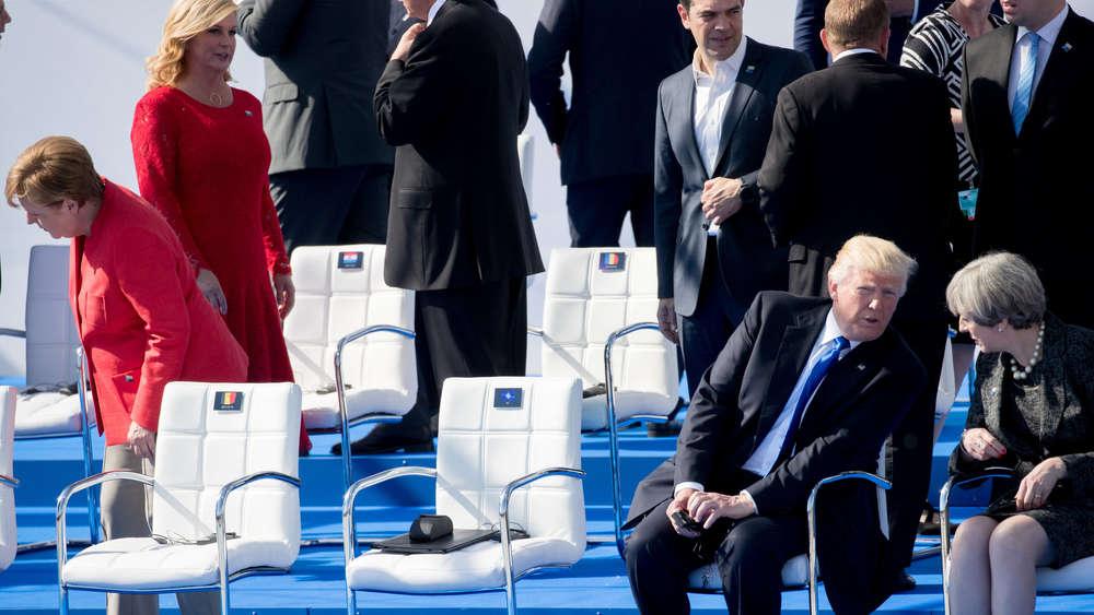Der unberechenbare Verbündete — USA und EU