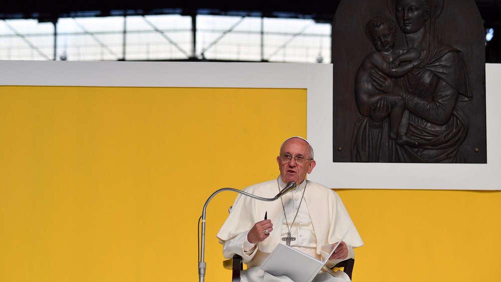 Papst-Audienz für Trump