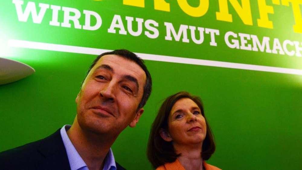 Deutschland: Grüne stellen Bedingungen für Koalitionsvertrag