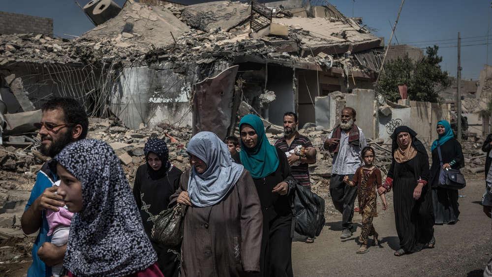 Konflikte: Kurdisch geführte Allianz beginnt mit Sturm auf IS-Hochburg Al-Rakka